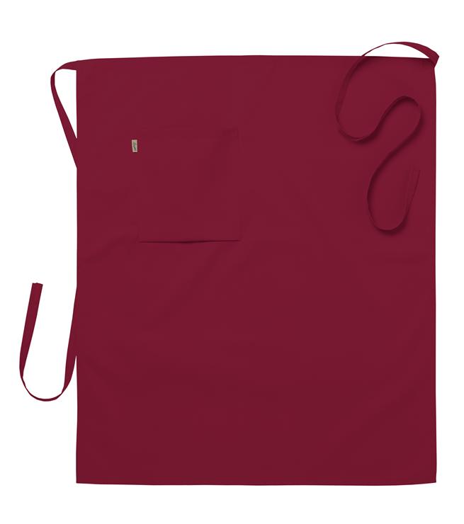 vyötäröesiliina 2645-280 tummanpunainen