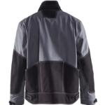 Takki 4040-1370 musta harmaa blåkläder takaa