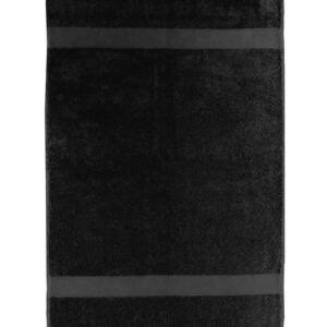 arki käsipyyhe musta