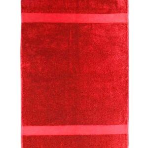 arki käsipyyhe punainen
