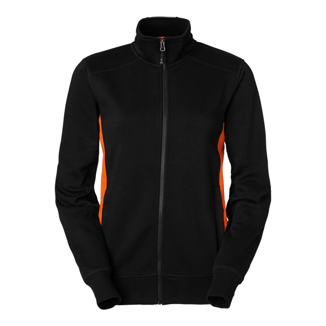 228 luzy huppari takki musta