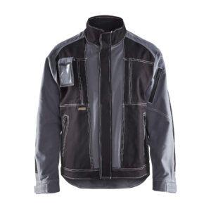 4040 blåkläder takki musta harmaa