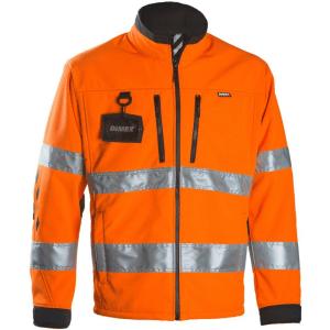 688R dimex softshell oranssi