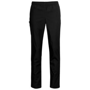 8601 housut musta unisex