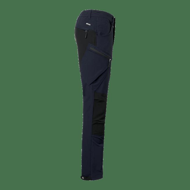 905 wiggo housut laivastonsininen sivusta