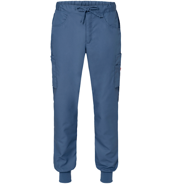 8203 housut unisex denimsininen resori