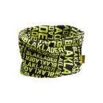 9083 putkihuivi keltainen blåkläder