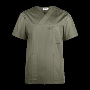 70101 tunika unisex armygreen