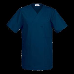70101 tunika unisex sininen laivastonsininen