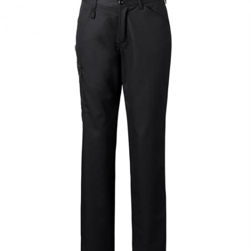 Naisten housut 8630-201 musta