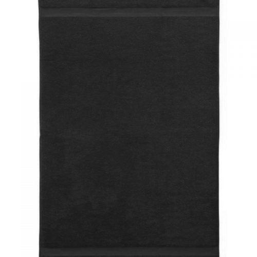arki jättipyyhe 100x150, musta