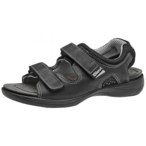 ionblack 12156 ammattijalkineet sievi kengät musta