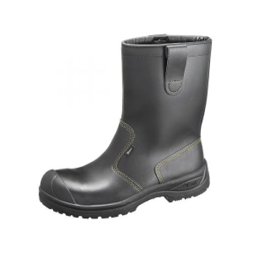 offshore 52039 turvajalkineet saappaat sievi kengät musta