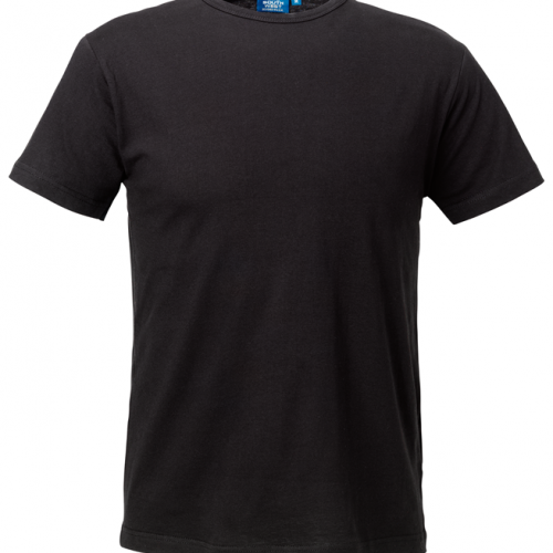 t-paita 1106-199 unisex musta