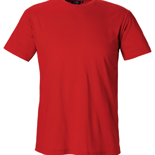 t-paita 1106-199 unisex punainen