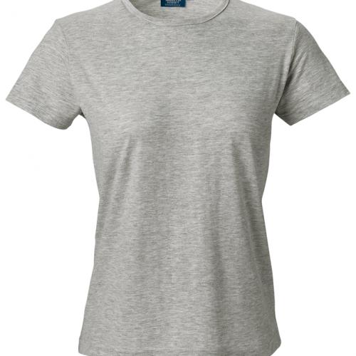 t-paita 6116-199 naisten vaaleanharmaa