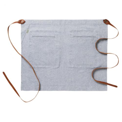 vyötäröesiliina 4060-769 sininen taskut segers